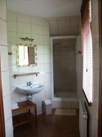 Pokój 4 osobowy - łazienka